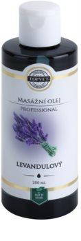 Topvet Professional masážní olej