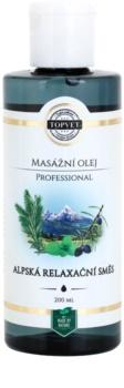 Topvet Professional Relaxing Massage Oil