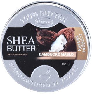 Topvet Shea Butter shea vaj parfümmentes