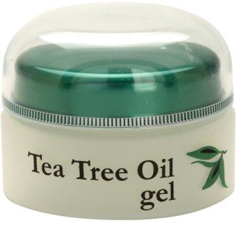 Topvet Tea Tree Oil gel para pele problemática, acne