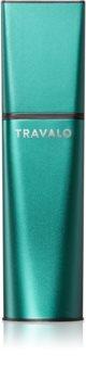 Travalo Obscura vaporisateur parfum rechargeable Green