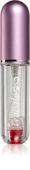 Travalo Refill Atomizer Pure Essential szórófejes parfüm utántöltő palack (Transparent, Pink)