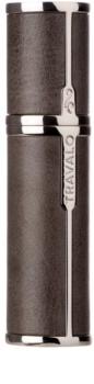 Travalo Milano Case U-change Metallikotelo Uudelleen Täytettävää Sumutinlaitetta Varten Unisex Grey