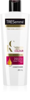 TRESemmé Keratin Smooth Colour Conditioner mit Keratin für gefärbtes Haar