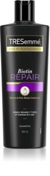 TRESemmé Biotin + Repair 7 obnovujúci šampón pre poškodené vlasy