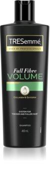TRESemmé Collagen + Fullness Hiustenpesuaine Voimakkuuteen
