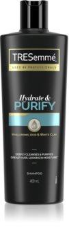 TRESemmé Purify & Hydrate shampoo per capelli grassi