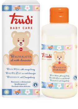 Trudi Baby Care mléko do koupele pro děti