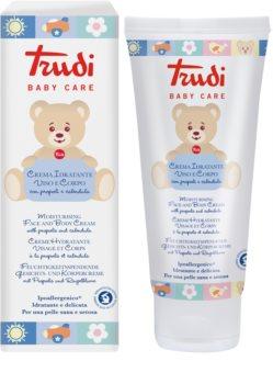 Trudi Baby Care nyugtató hidratáló krém propolisszal gyerekeknek