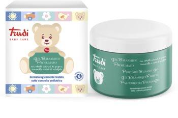 Trudi Baby Care gél a könnyebb légzésért  boróka, eukaliptusz, kamilla és méz kivonattal gyerekeknek