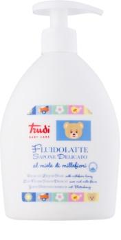 Trudi Baby Care Sanfte Flüssigseife mit Blütenhonig für Kinder