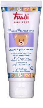 Trudi Baby Care creme de proteção infantil com cera de abelha e óxido de zinco