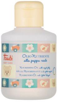 Trudi Baby Care olio nutriente per bambini alla pappa reale