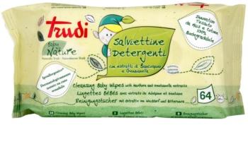 Trudi Baby Nature salviette detergenti umidificate