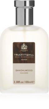 Truefitt & Hill Sandalwood eau de cologne pentru bărbați