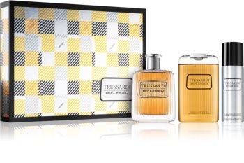 Trussardi Riflesso set cadou pentru bărbați
