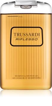 Trussardi Riflesso gel de duș pentru bărbați