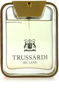 Trussardi My Land eau de toilette for Men