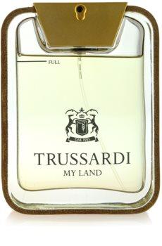 Trussardi My Land eau de toilette pour homme