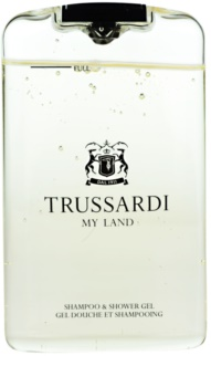 Trussardi My Land gel de duche para homens 200 ml