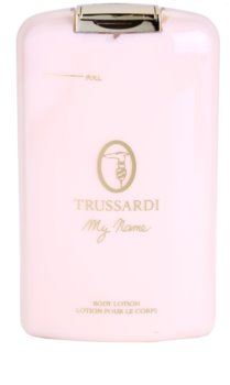 Trussardi My Name leche corporal para mujer 200 ml