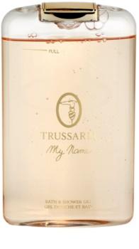 Trussardi My Name sprchový gel pro ženy 200 ml
