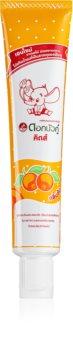 Twin Lotus Kids 2+ natürliche Zahnpasta für Kinder ohne Fluor