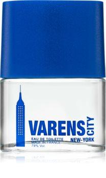 Ulric de Varens City New York Eau de Toilette pentru bărbați