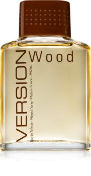 Ulric de Varens Version Wood Eau de Toilette pentru bărbați