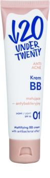 Under Twenty ANTI! ACNE BB cream matificante SPF 10
