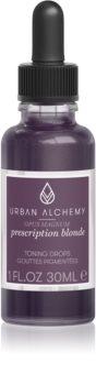 Urban Alchemy Opus Magnum Prescription Blonde Pigment Drops for Blonde Hair