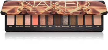 Urban Decay Naked Reloaded paletka očních stínů