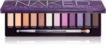 Urban Decay Naked Ultraviolet paletă cu farduri de ochi