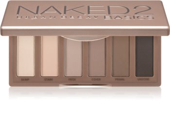 Urban Decay Naked2 Basics Lidschatten-Palette