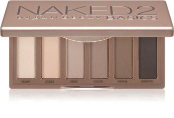 Urban Decay Naked2 Basics paletka očných tieňov