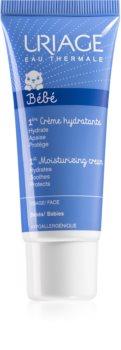 Uriage Bébé 1st Moisturizing Cream feuchtigkeitsspendende Gesichtscreme für Kinder