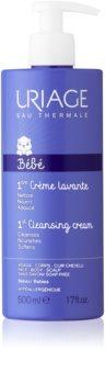 Uriage Bébé Reinigungscreme für Gesicht, Körper und Haare