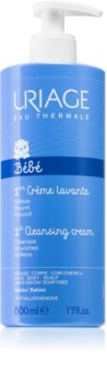 Uriage Bébé Cleansing Cream for Face, Body and Hair