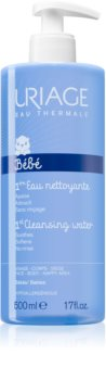 Uriage Bébé нежна почистваща вода   за лице и тяло