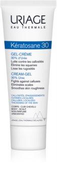 Uriage Kératosane 30 Cream-Gel zvláčňující gelový krém