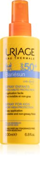 Uriage Bariésun Spray for Kids SPF 50+ spray solaire pour enfant SPF 50+