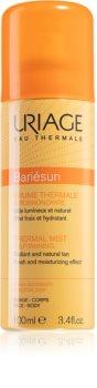 Uriage Bariésun Thermal Mist Self-Tanning spray auto-bronzant corps et visage