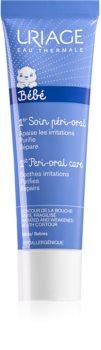 Uriage Bébé 1st Peri-Oral Care regenerierende Creme gegen Reizungen im Mundbereich