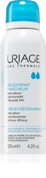 Uriage Hygiène Fresh Deodorant spray dezodor 24 órás védelem