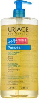 Uriage Xémose olio detergente lenitivo per viso e corpo