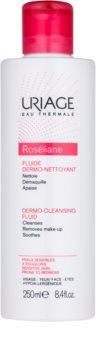 Uriage Roséliane loção de limpeza para a pele sensível com tendência a aparecer com vermelhidão