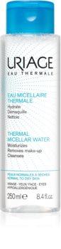 Uriage Hygiène Thermal Micellar Water - Normal to Dry Skin água micelar de limpeza para pele normal a seca