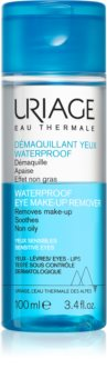 Uriage Hygiène Waterproof Eye Make-up Remover odličovač voděodolného make-upu pro citlivé oči