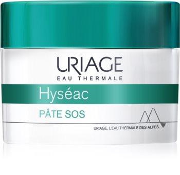 Uriage Hyséac SOS Paste preparat punktowy na noc przeciw niedoskonałościom skóry trądzikowej