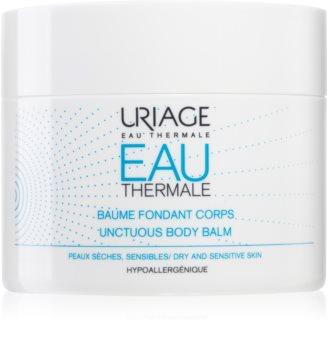 Uriage Eau Thermale Unctuous Body Balm bálsamo hidratante de corpo para peles secas e sensíveis